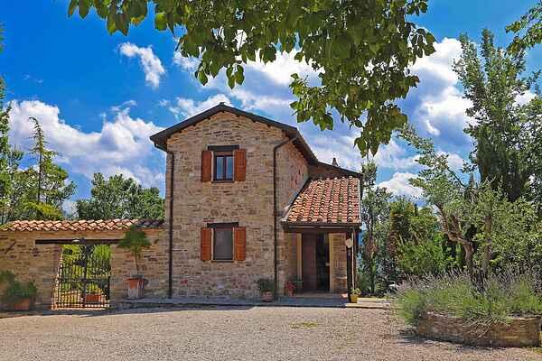Villa i Sant'Agata Feltria