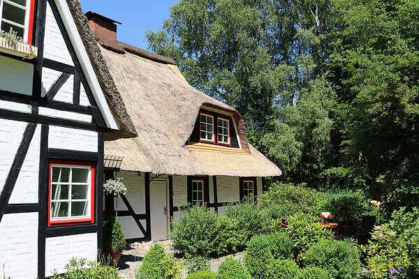 Sommerhus i Riepsdorf