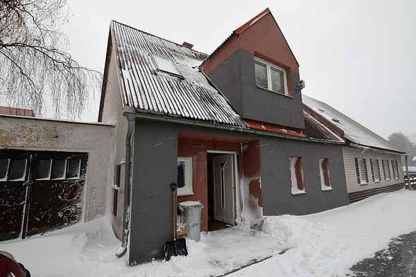 Sommerhus i Měděnec