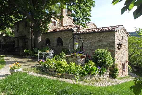 Sommerhus i Case di Montepetrino