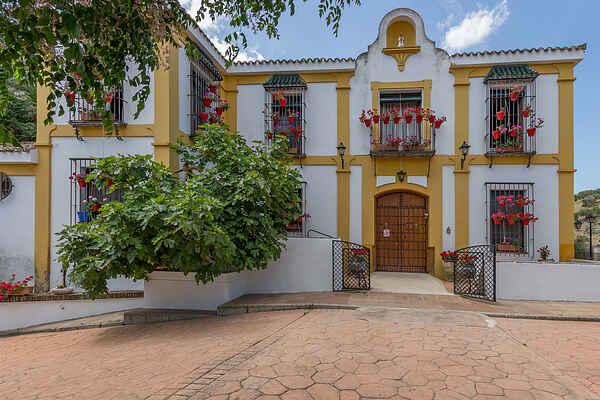 Villa i Priego de Córdoba