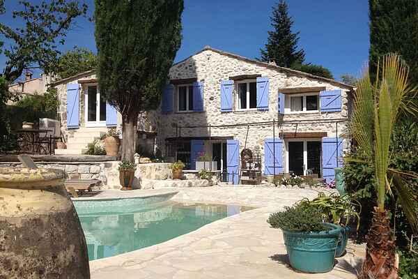 Villa i Saint-Jeannet