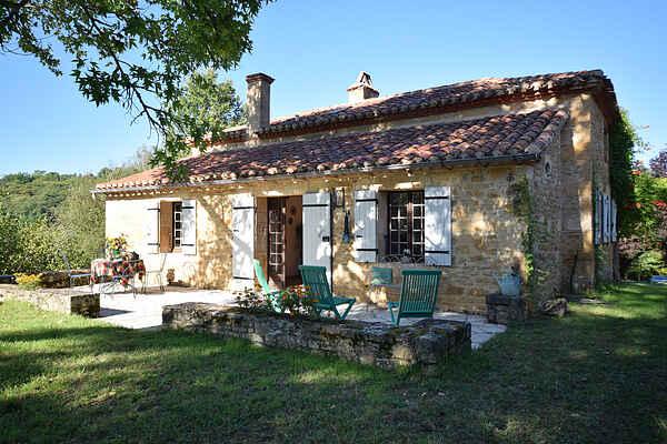 Sommerhus i Blanquefort-sur-Briolance