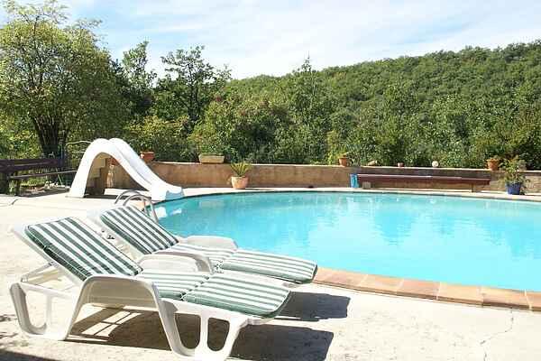 Sommerhus i Saint-Remèze