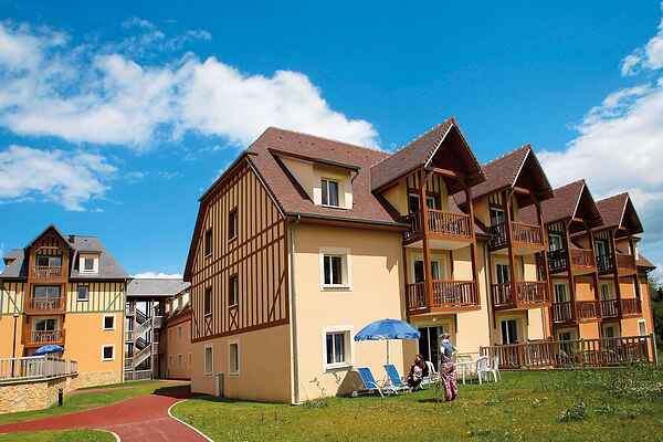 Apartment in Deauville