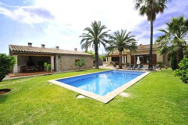 Sommerhus i Inca