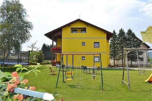 Ferielejlighed i Gemeinde Sankt Kanzian am Klopeiner See