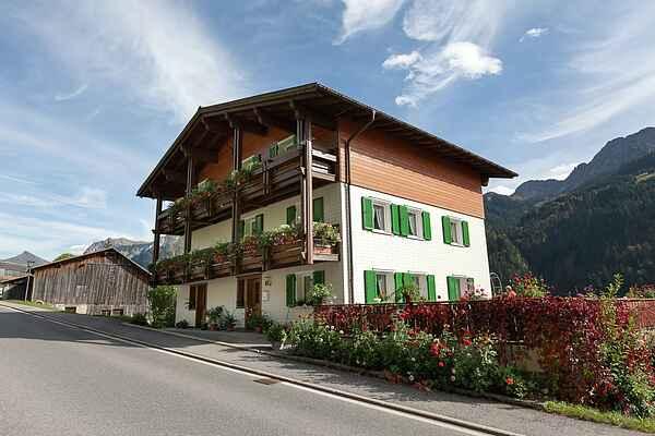 Ferienhaus in Boden-Flecken