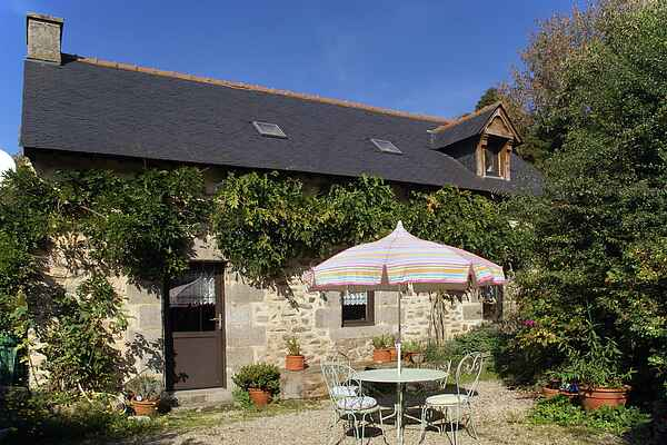 Holiday home in Querrien