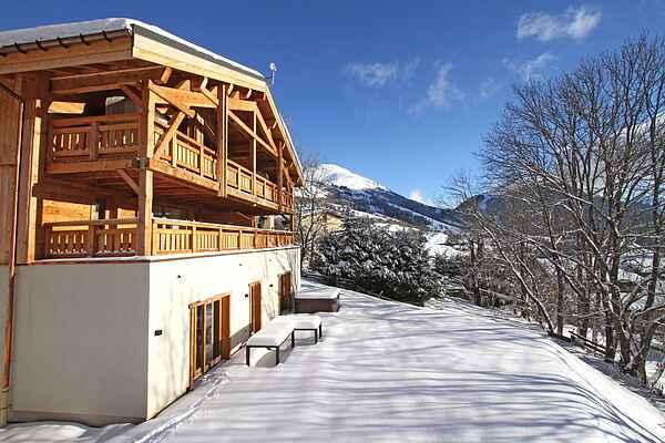 Landhaus in Alpe d'Huez