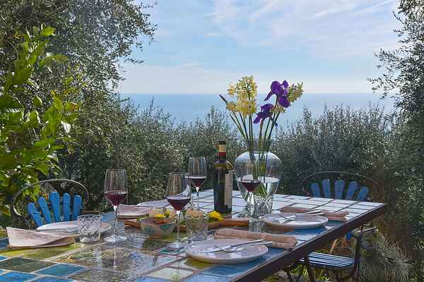 Villa i Rapallo