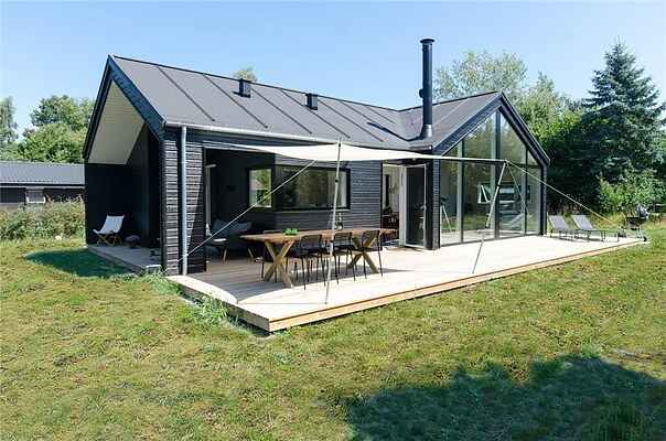 Sommerhus i Ulvshale