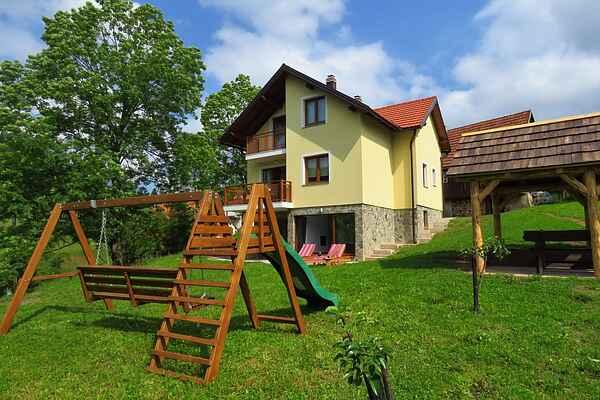 Holiday home in Vrbovsko