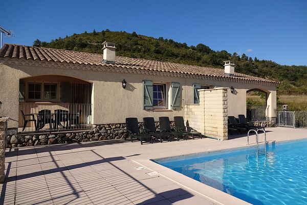 Sommerhus i Malarce-sur-la-Thines