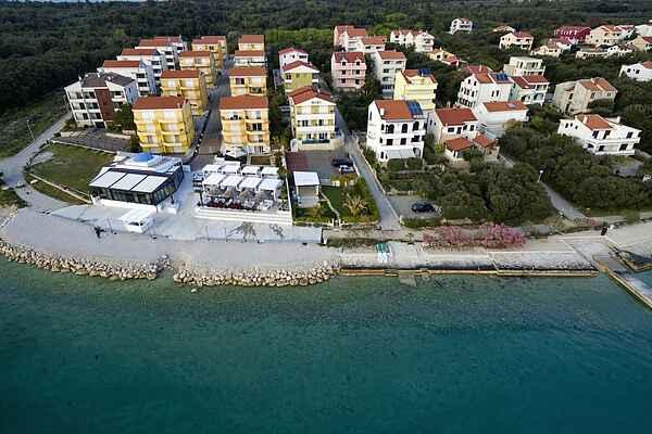 Ferielejlighed i Zadar