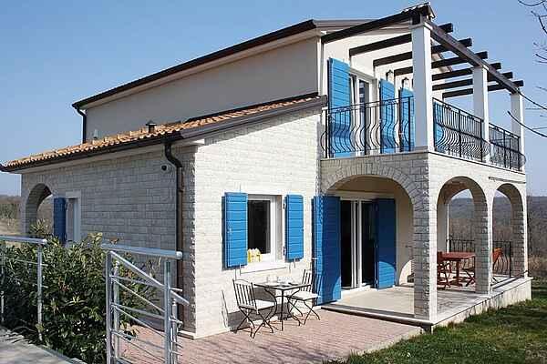 Villa i Barban