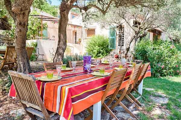 Sommerhus i Le Revest-les-Eaux