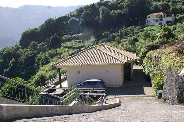 Sommerhus i Madeira