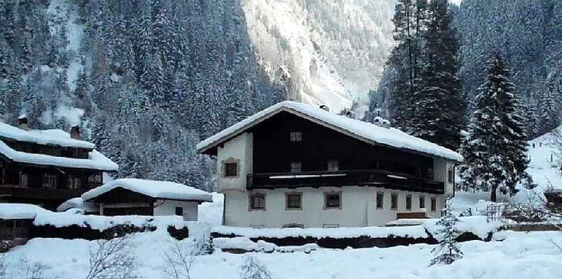 Apartment in Zillertal, Mayrhofen