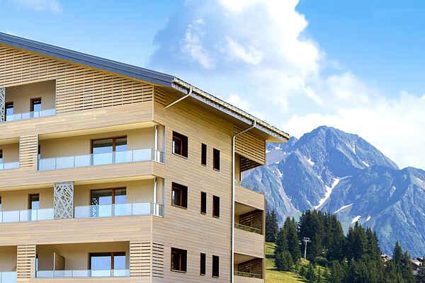 Apartment in Hauteluce