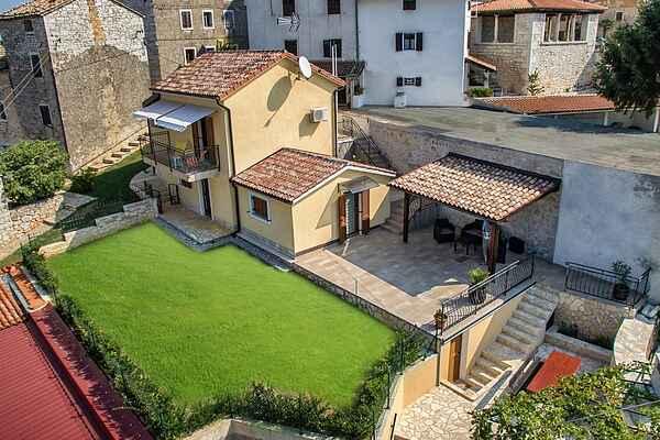 Sommerhus i Višnjan
