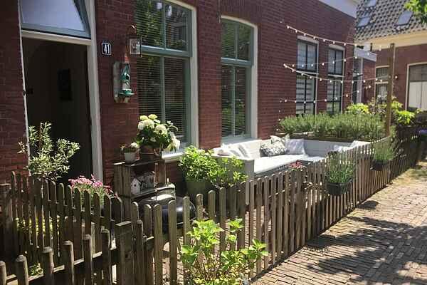 Sommerhus i Scheveningen