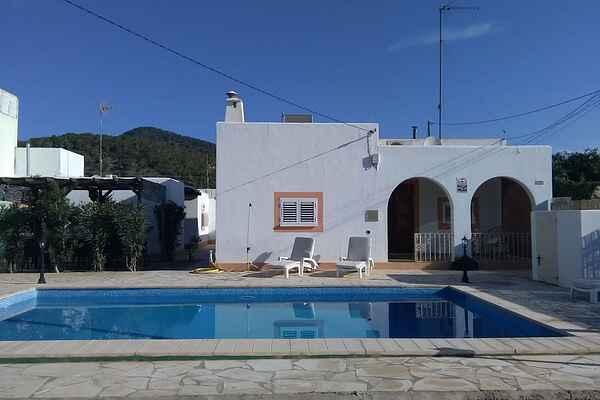 Sommerhus i Sant Josep de sa Talaia
