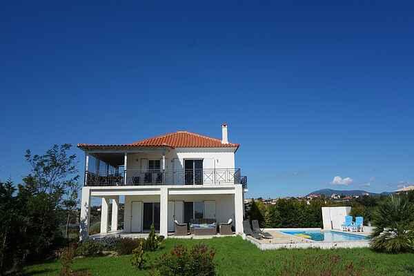 Villa i Messenia