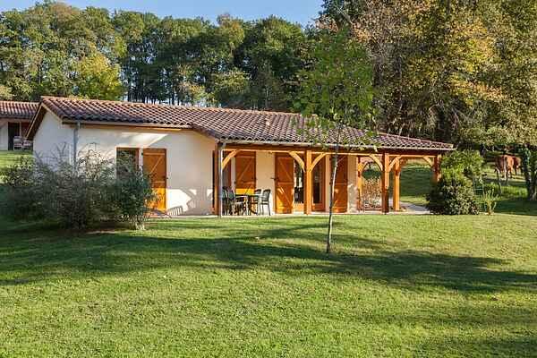 Sommerhus i Léobard