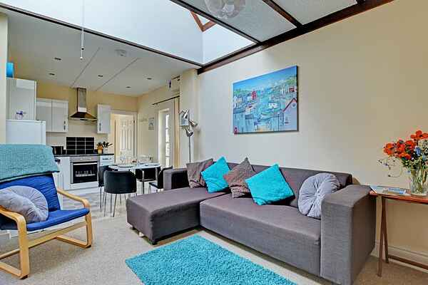 Holiday home in Saint Merryn