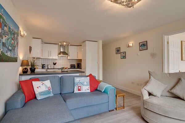 Apartment in Carbis Bay