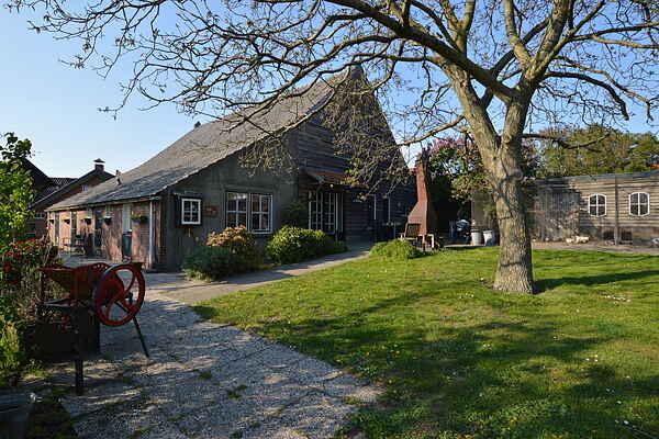 Farm house in Bergen op Zoom