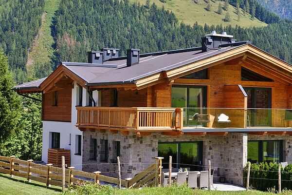 Sommerhus i Oberkrimml