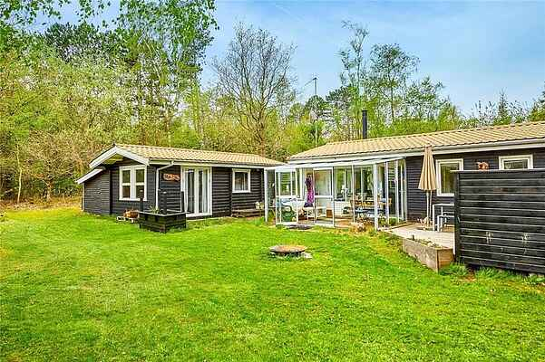 Sommerhus ved Gjerrild Nordstrand