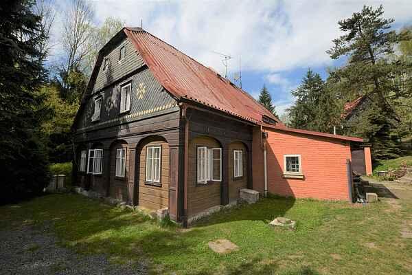 Sommerhus i Krásný Buk