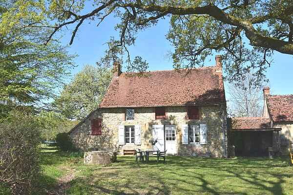 Sommerhus i Gannay-sur-Loire