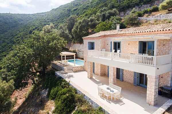 Villa i Lefkada