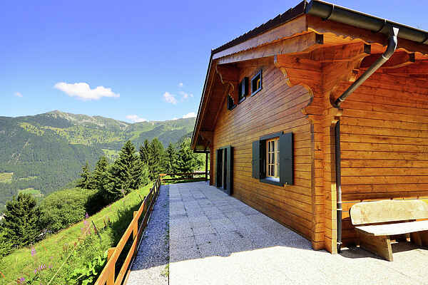 Holiday home in La Tzoumaz