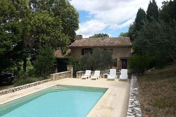 Sommerhus i Villedieu