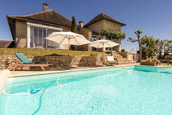 Villa i Vars-sur-Roseix