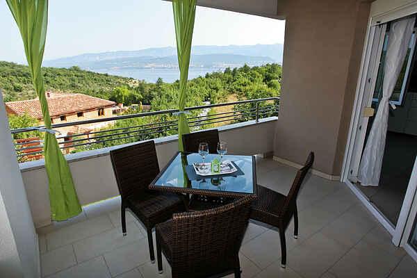 Apartment in Dobrinj