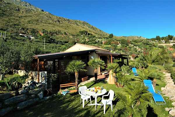 Sommerhus i Scopello