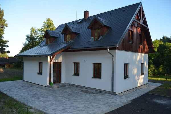 Sommerhus i Heřmanice v Podještědí