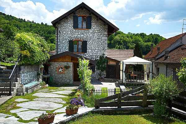 Hytte i Soccher-Paiane-Casan-Arsie