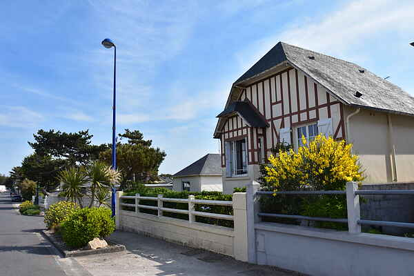 Holiday home in Regnéville-sur-Mer