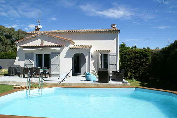 Villa i Mandelieu-la-Napoule