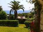 Lovely villa 400 meters to the beach.