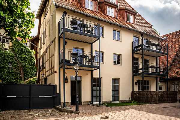 Apartment in Quedlinburg