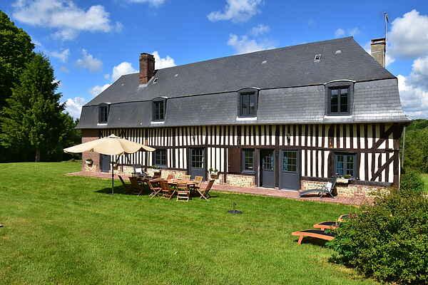 Cottage in Épaignes