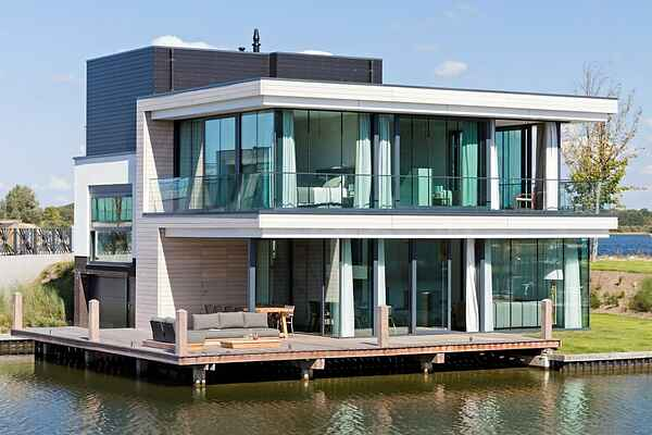 Villa i Arnemuiden